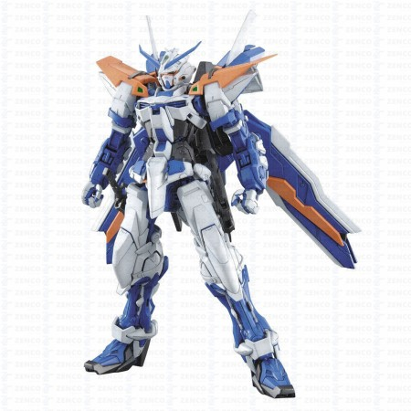 Bandai MG Gundam Astray Blue Frame Second Revise 1/100