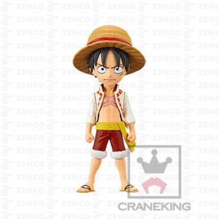 Banpresto One Piece WCF - Battle of Luffy Whole Cake Island - Luffy (PVC Figure)
