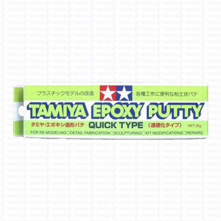 Tamiya Epoxy Putty (Quick Type) รุ่น TA 87051