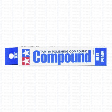 Tamiya Polishing Compound (Fine) รุ่น TA 87069