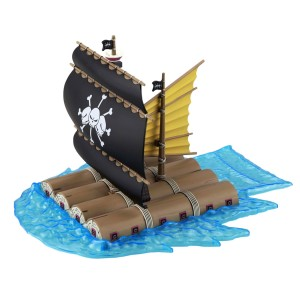 Bandai Marshall D. Teach's Pirate Ship Grand Ship Collection (One Piece)
