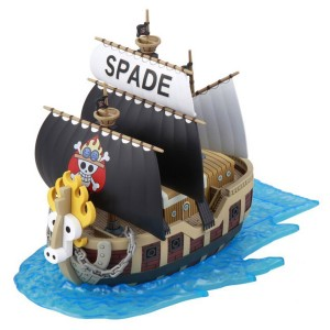 Bandai Spade Pirates' Ship Grand Ship Collection (One Piece)