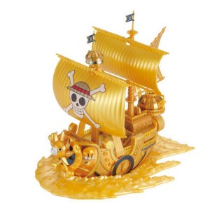 Bandai Thousand Sunny Grand Ship Collection One Piece Film Gold