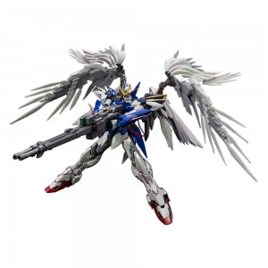 Bandai Hi-Resolution Model Wing Gundam Zero EW [SPECIAL COATING] (HiRM) 1/100