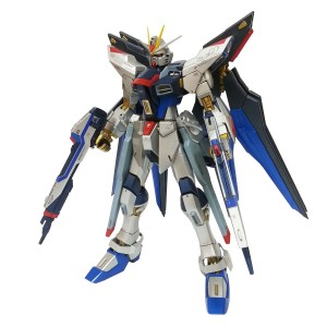 Bandai MG Strike Freedom Gundam EXF 1/100