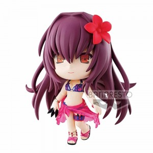 Banpresto Fate/Grand Order Assassin Scathach Kyun Chara (PVC Figure)
