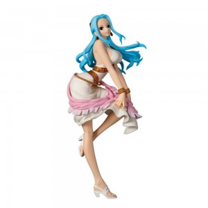 Banpresto Glitter & Glamours One Piece Nefeltari Vivi - Loose Hair (PVC Figure)