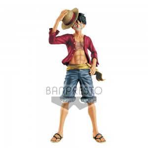 Banpresto One Piece Monkey D Luffy Memory Figure (PVC Figure)