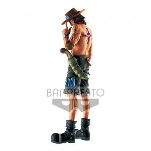 Banpresto One Piece Portgas D Ace Memory Figure (PVC Figure)