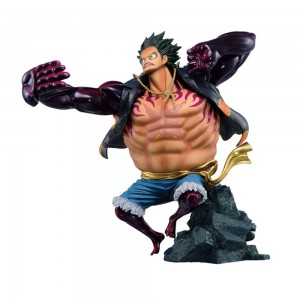 Banpresto One Piece SCultures Big Zoukeiou Special Gear Fourth Monkey D Luffy Special Color ver (PVC Figure)