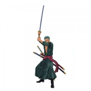 Banpresto One Piece Swordsmen Figure Vol 1 Roronoa Zoro (PVC Figure)