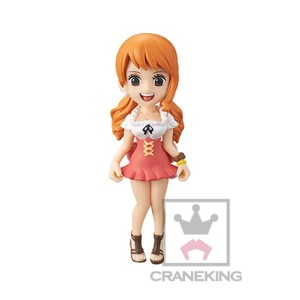 Banpresto One Piece WCF - Whole Cake Island 1 - Nami (PVC Figure)