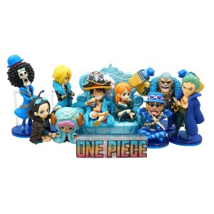 Banpresto One Piece WCF 20TH Limited Vol 1 & 2 [Full Set]