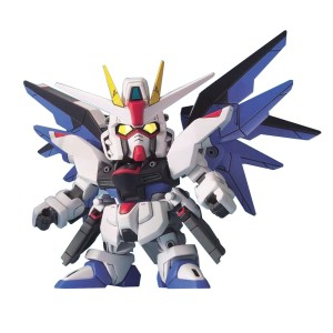 Bandai SD BB Freedom Gundam