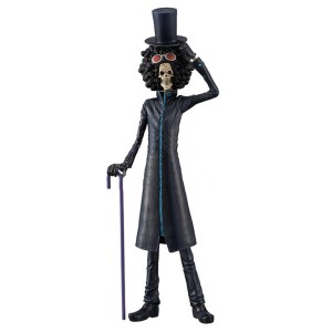 Banpresto DXF The Grandline Men One Piece Film Gold Vol 2 Brook (PVC Figure)