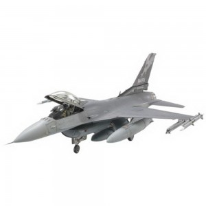 Tamiya Lockheed Martin F16C Fighting Falcon ANG 1/48 รุ่น TA 61101
