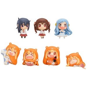 Good Smile Company Himouto! Umaru-chan Trading Figures [Box Set] (PVC Figure)