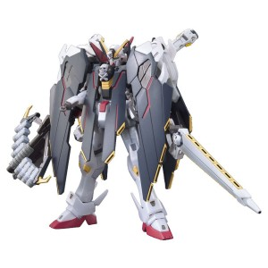 Bandai HGBF Crossbone Gundam X1 Full Cloth Type GBFT 1/144