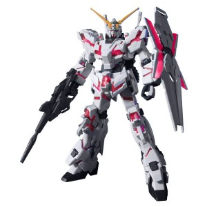 Bandai HGUC RX-0 Unicorn Gundam (Destroy Mode) 1/144