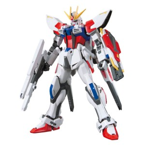 Bandai HGBF Star Build Strike Gundam Plavsky Wing 1/144