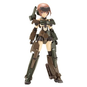 Kotobukiya Frame Arms Girl Gourai Type 10 Ver with LittleArmory