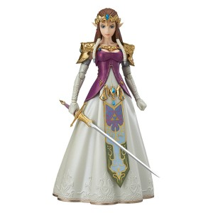 Max Factory figma 318 Zelda Twilight Princess Ver (PVC Figure)
