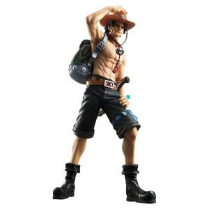 MegaHouse Portrait.Of.Pirates DX Portgas D Ace 10th Limited Ver (PVC Figure)