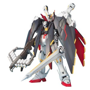 Bandai MG Crossbone Gundam X-1 Full Cloth 1/100