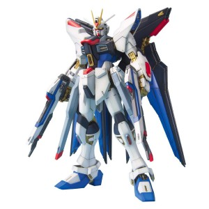 Bandai MG Strike Freedom Gundam 1/100