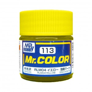 Mr.Color 113 RLMO4 Yellow