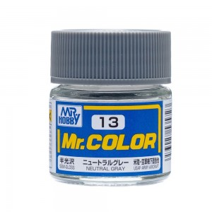 Mr.Color 13 Neutral Gray