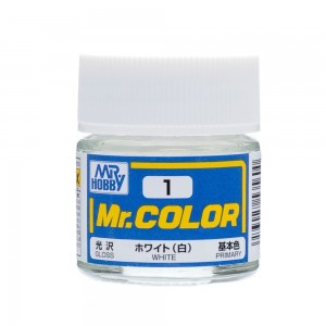 Mr.Color 1 White