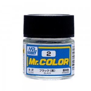 Mr.Color 2 Black