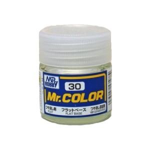 Mr.Color 30 Flat Base