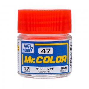 Mr.Color 47 Clear Red