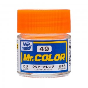 Mr.Color 49 Clear Orange