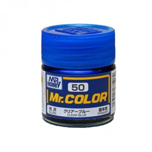 Mr.Color 50 Clear Blue