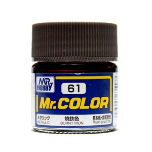 Mr.Color 61 Burnt Iron