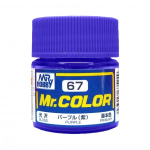 Mr.Color 67 Purple