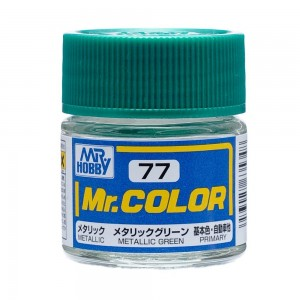 Mr.Color 77 Metallic Green
