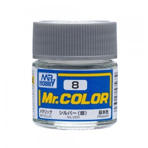 Mr.Color 8 Silver