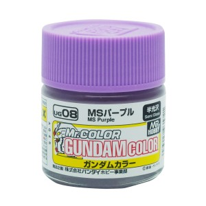 Mr.Color Gundam Color UG-08 MS Purple
