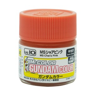 Mr.Color Gundam Color UG-10 MS Char's Pink