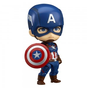Nendoroid 618 Captain America Hero's Edition (PVC Figure)