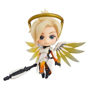 Nendoroid 790 Mercy Classic Skin Edition (PVC Figure)