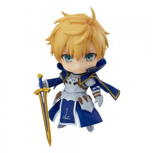 Nendoroid 842-DX Saber/Arthur Pendragon (Prototype) Ascension Ver (PVC Figure)