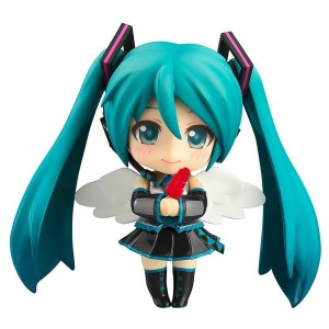 Nendoroid Co-de Hatsune Miku Red Feather (PVC Figure)