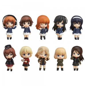 Nendoroid Petite Girls und Panzer (Box Set)