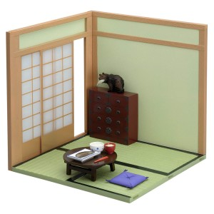 Nendoroid Play Set #02 Japanese Life Set A - Dining Set (PVC Figure)