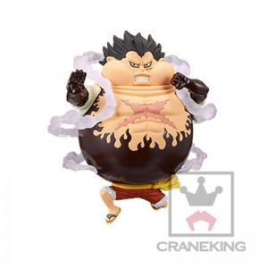 Banpresto One Piece WCF - Battle of Luffy Whole Cake Island - Monkey D Luffy Tankman (PVC Figure)